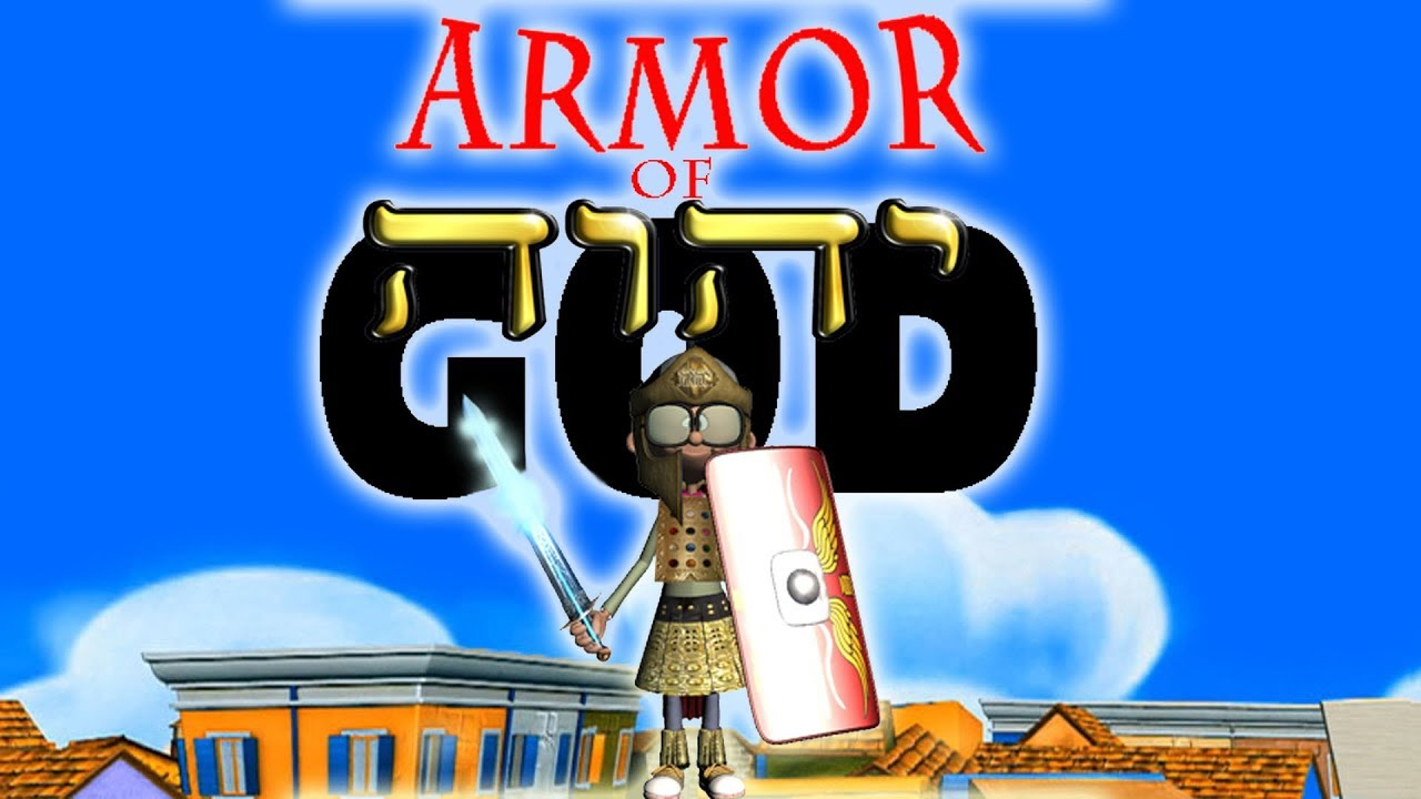 armor of god w words youtube