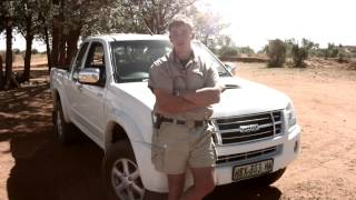 Benjamin Faul Winner Of the Isuzu Hero Story Competition