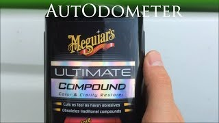 How to remove any deep stain on car paint    1999 Toyota 4Runner