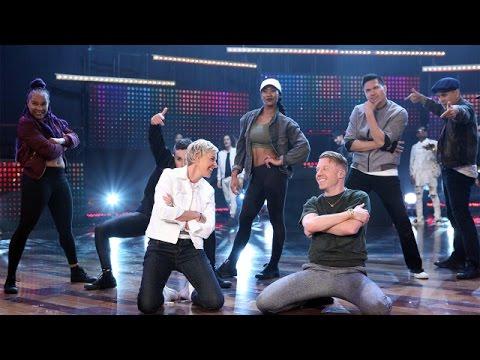 Macklemore & Ryan Lewis Perform 'Dance Off'