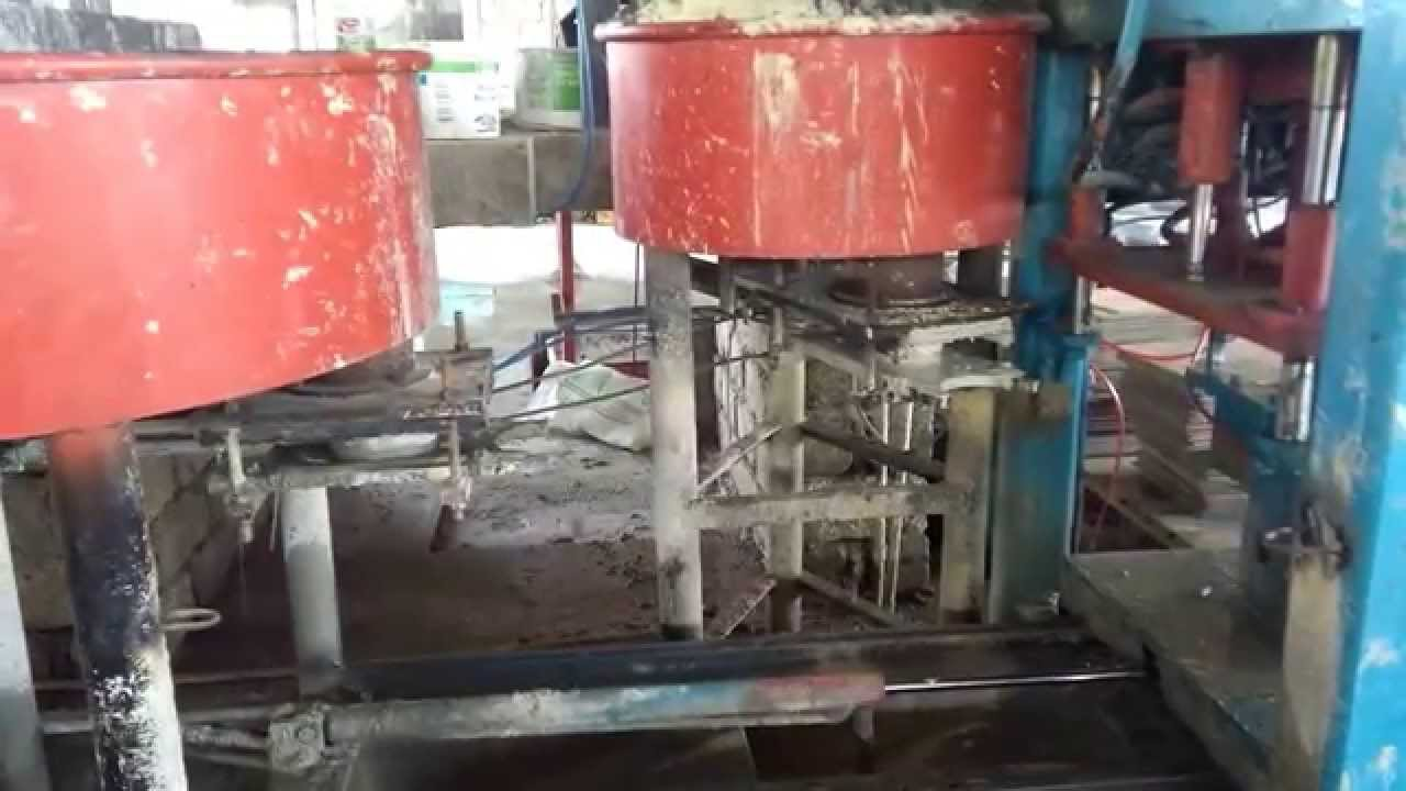 Double layers terrazzo floor tile making machinestone press double layers terrazzo floor tile making machinestone press machineartificial stone machine youtube dailygadgetfo Image collections
