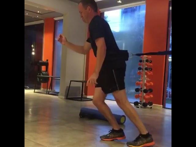 Exercícios de ativação muscular corrida