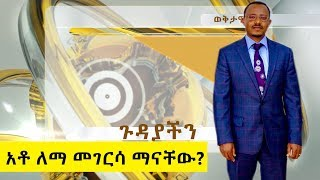 Ethiopia :አቶ ለማ መገርሳ ማናቸው? I Lemma I