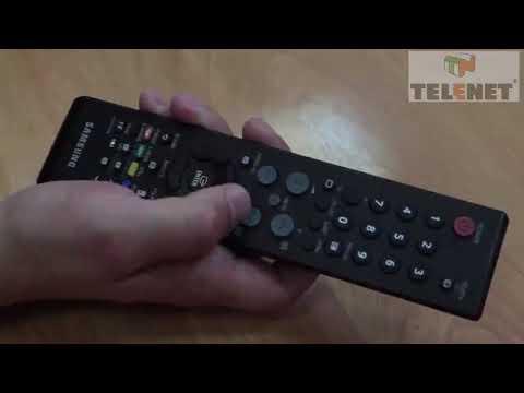 Как настроить цифровое ТВ на телевизоре Samsung