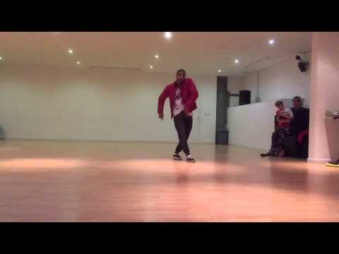 Marcquelle Ward Choreo to Drake feat Jhene Aiko  from time