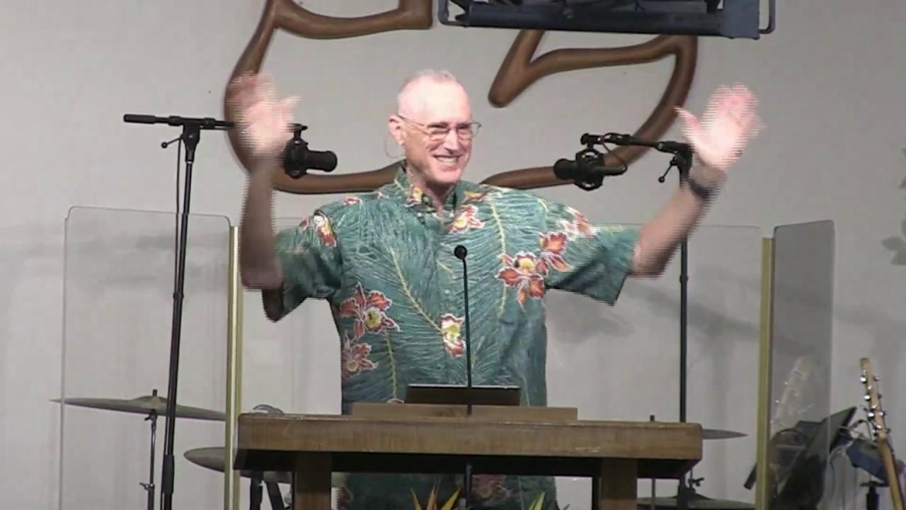 05 August 2018   Psalm 86   Guest Speaker Pastor Pat Kenney