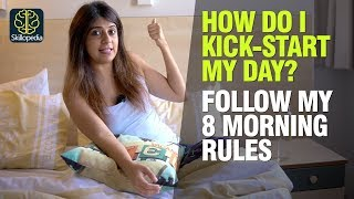 My 8 Morning Habits For a Successful Day | Kick-start your day with Morning Motivation