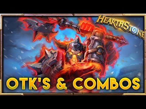 THE BEST OTK's and Combos ep.6 | Hearthstone