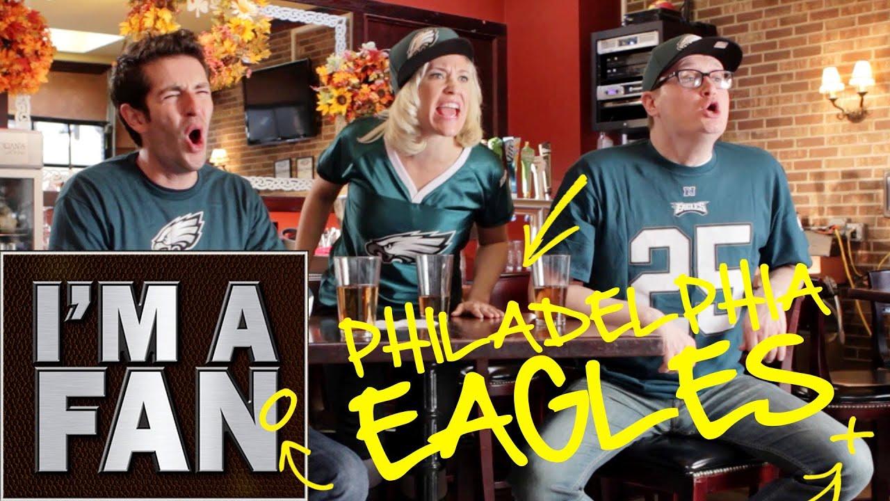 dating an eagles fan