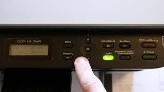 видео Как сбросить счетчик тонера на принтере Brother DCP 1512R (1510) после заправки картриджа