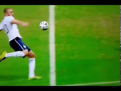 Switzerland Vs France 2 -5 20/06/2014 ALL GOL BEN ZEMA World Cup BRAZIL
