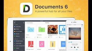 [7.23 MB] Documents 6 - Super gestor de archivos, manda musica, fotos y videos a cualquier dispositivo.