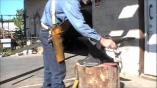 Blacksmith Anvil Restoration Part 1 of 2