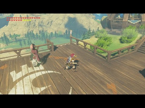BotW The Ancient Rito Song/ Cannon Shrine