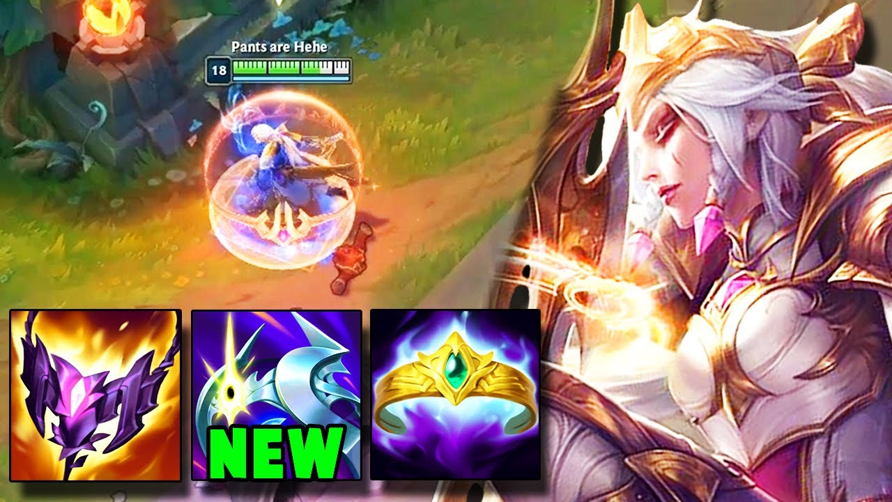 Download New Season 12 Gameplay is Finally Here! (New Mage Items on Diana Jungle)