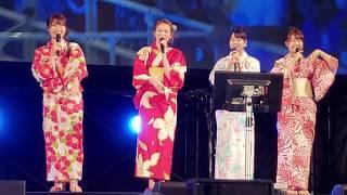 2018.8.10 NMB48 スペシャルステージ 白間美瑠 吉田朱里 渋谷凪咲 加藤...