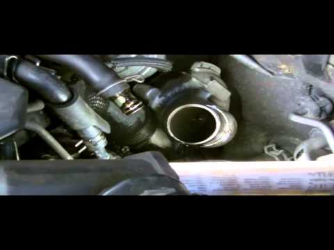 TOYOTA D4D TURBO CHARGER REPLACMENT,part2