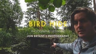 bird hide photography session 2
