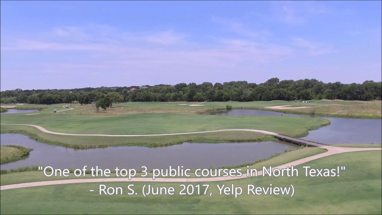 Waterchase Golf Club - Fort Worth, Texas - YouTube