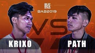 Beatbox Allstars - KRIXO vs PATH
