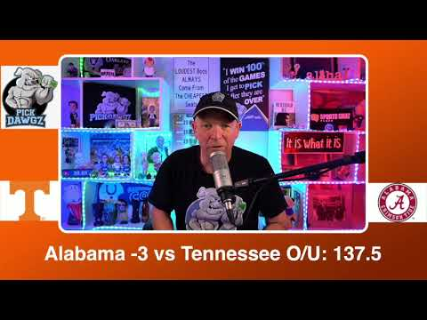 Alabama vs Tennessee 3/13/21 Free College Basketball Pick and Prediction CBB Betting Tips