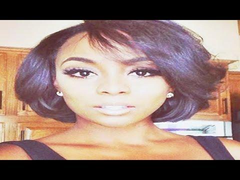 African American Women Best Bob Hairstyles