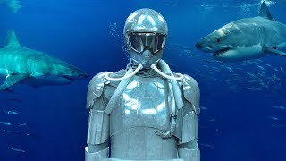 How this stealth suit makes you 'invisible' to sharks