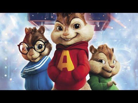 Ed Sheeran Galway Girl Best Alvin & the Chipmunks version 4K HD+Lyrics