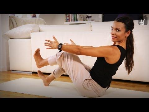Yoga Anfänger Bauch Workout: Fühl Dich Gut!