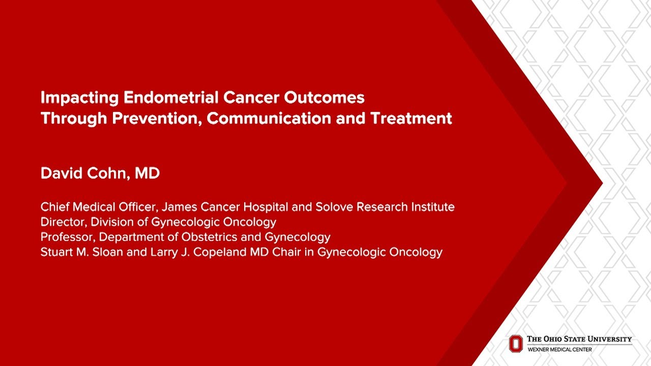 How Ohio State is improving endometrial cancer outcomes