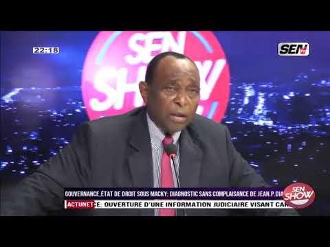 Cumul de fonctions au Sénégal : Jean Paul Dias ponte le doigt au ...