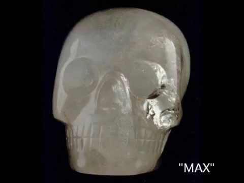 "12th Sacred Planet - Crystal Skull Activation ""Max"""