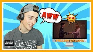 A Million Dreams- The Greatest Showman (Working With Lemons) reaction /YouKnowReactions