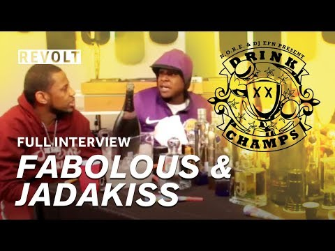 Fabolous and Jadakiss | Drink Champs (Full Episode)