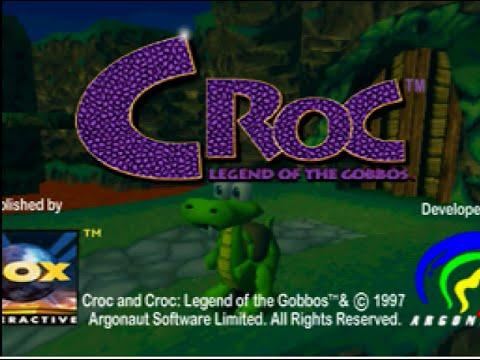 PSX Longplay [238] Croc: Legend of the Gobbos