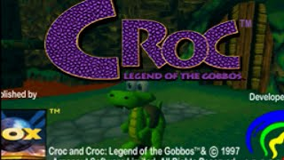 PSX Longplay [238] Croc: Legend of the Gobbos