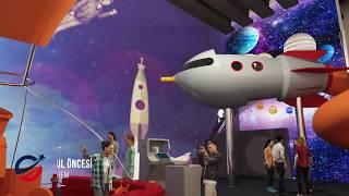 GUHEM  Gökmen Uzay Havacılık Eğitim Merkezi - Tanıtım Filmi