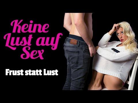 Keine Lust auf Sex! – Was tun?