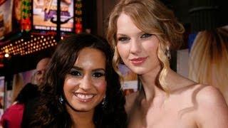 Taylor Swift & Demi Lovato Mashup! (