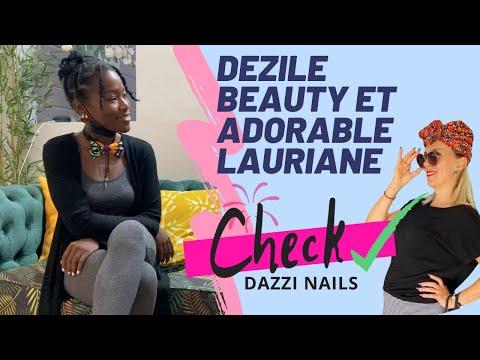 DAZZI Nail Check ✅ Episode 1: DEZILE Beauty , Martinique