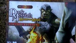 Dark Messiah Might and Magic Limited Edition Unboxing (PC) ENGLISH