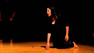 Orange Sea (Vagina Monologues 2012)