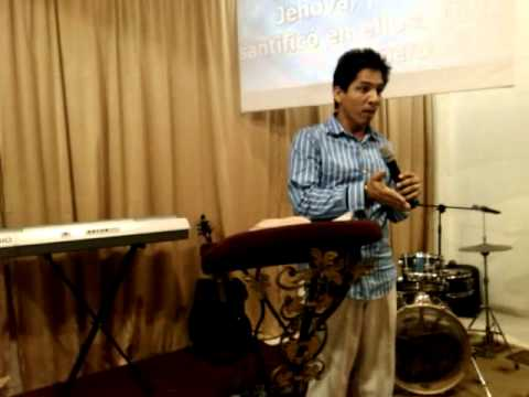 La Verdadera Santidad (Full) Pastor Alex Gonzalez