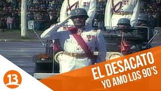 El desacato del General Carlos Perera a Patricio Aylwin   Yo Amo los 90's   Capítulo 2