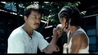 The Karate Kid·Trailer en español