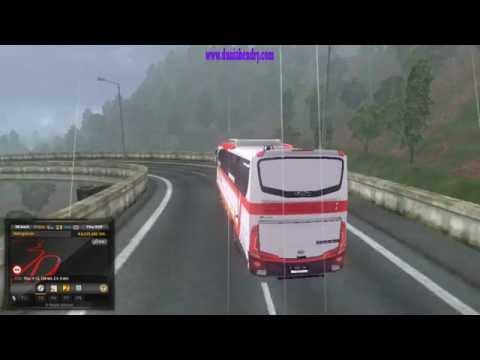 ETS2 - Gumarang jaya Padang-Bukit Tinggi -  pekanbaru via kelok 9