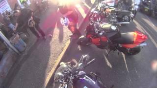 MotoVlog #3: Burgers, Bikes, Beers & MFN Nottingham (HD)