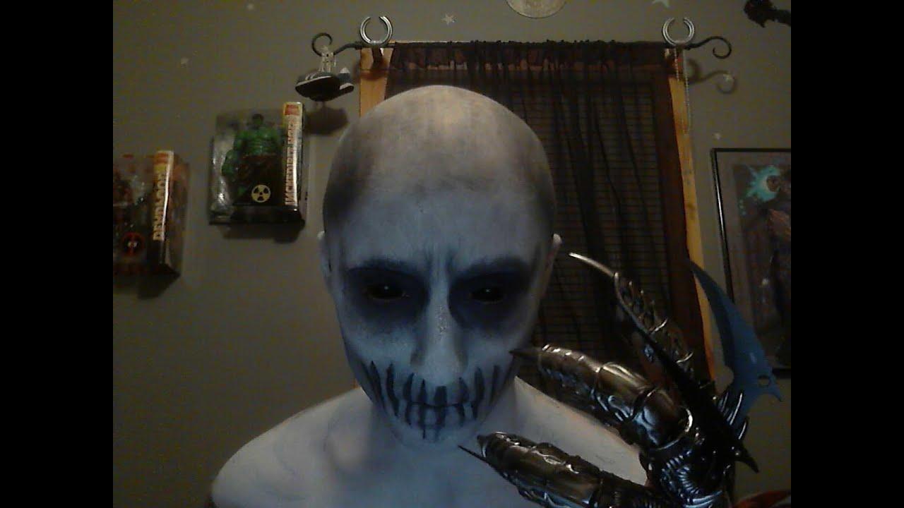 the rake creepypasta makeup youtube