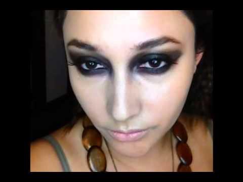 Calypso- pirate makeup !! - YouTube