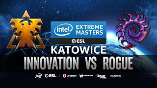 Innovation vs Rogue [TvZ] IEM Katowice 2020 Qualifiers - Starcraft 2